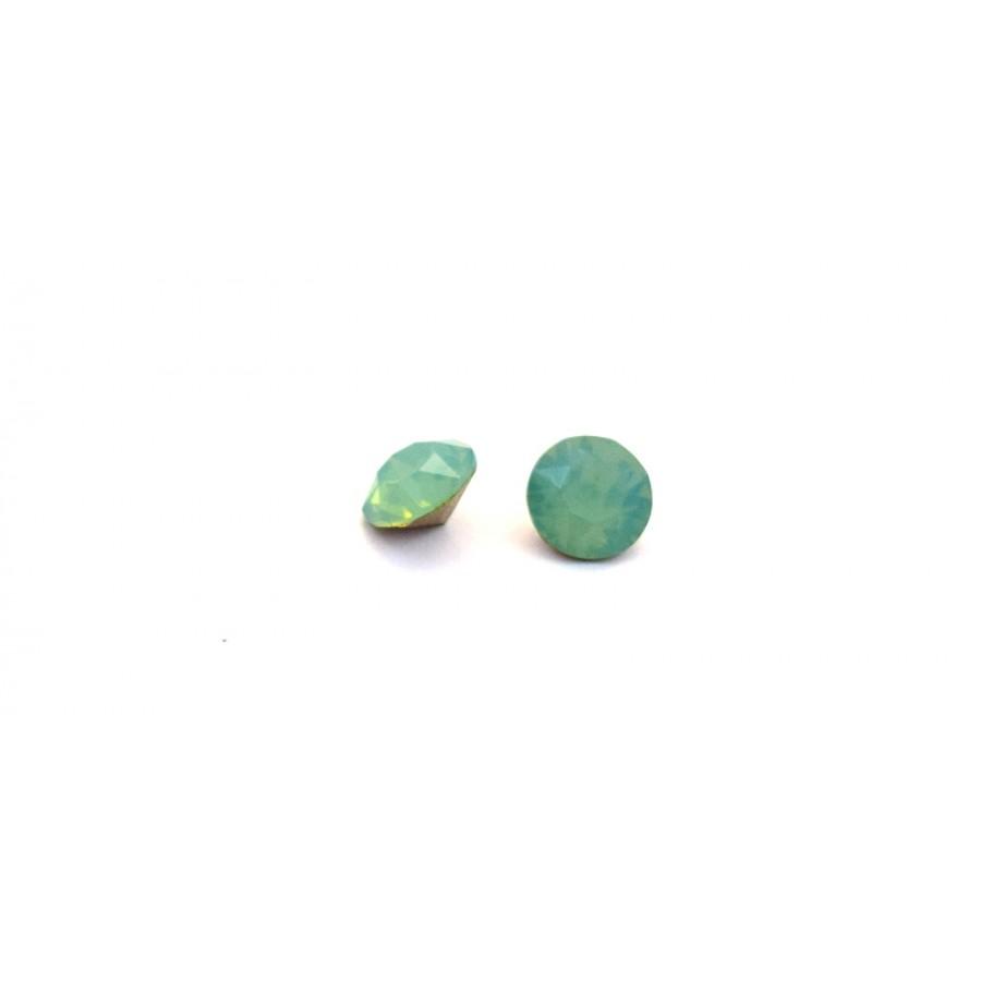 Κρύσταλλο κωνικό SWAROVSKI SS39(~~8.16-8.41mm) σε Pacific Opal χρώμα τιμή ανα τεμάχιο