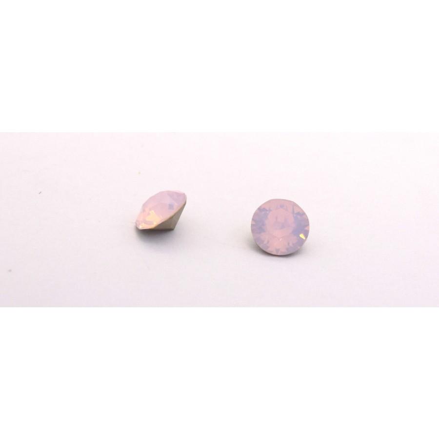 Κρύσταλλο κωνικό SWAROVSKI SS39(~~8.16-8.41mm) σε Rose Water Opal  χρώμα τιμή ανα τεμάχιο